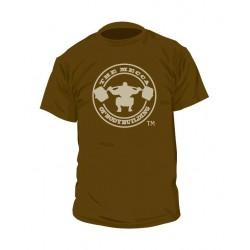 Camiseta Mujer Gold's Gym joe Rosa.