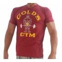 Camiseta Gold's Gym Joe  Cardinal.