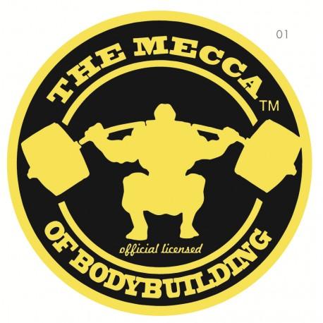 Camiseta Tirantes Logo Gold Gym.