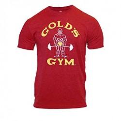 Camiseta Gold's Gym Joe  Rojal.