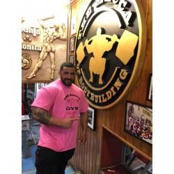 Camiseta corta Camuflaje Powerhouse Gym.
