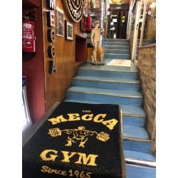 Toalla The Mecca Of Bodybuilding.