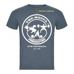 Camiseta The  Mecca  1965  Gris.