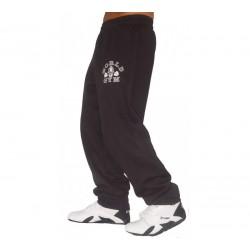 Pantalon Largo World Gym Gris.