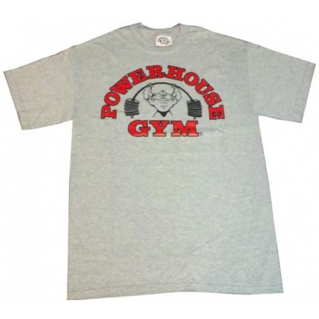 Powerhouse Gym camiseta Gris.