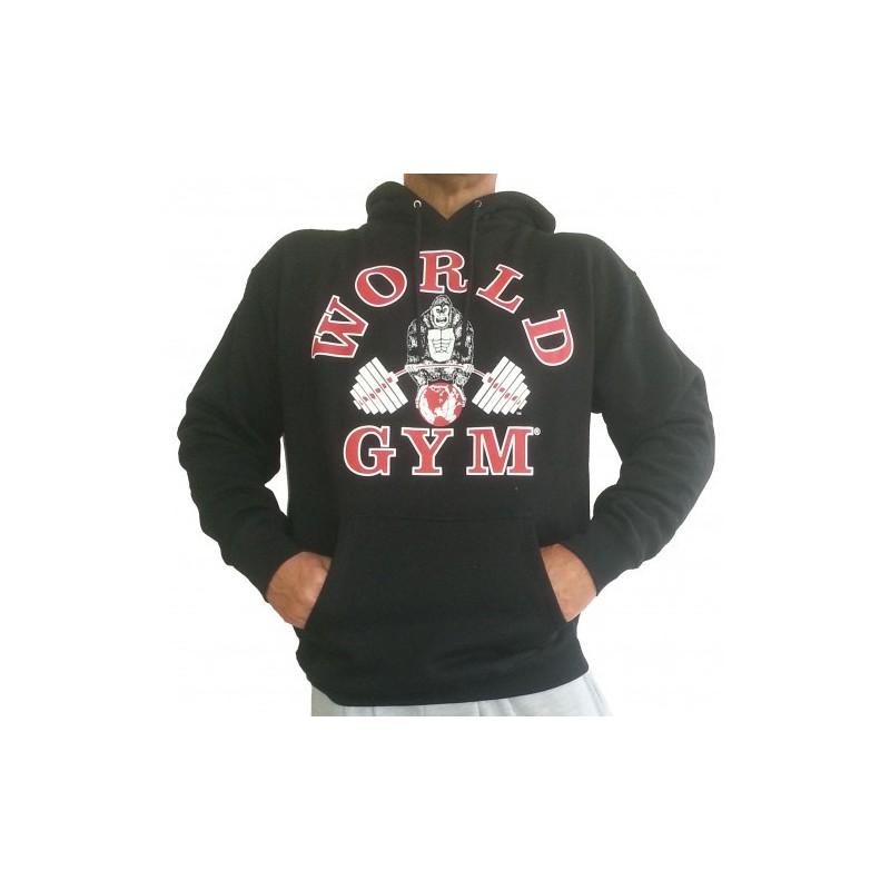 Sudadera Original World Gym