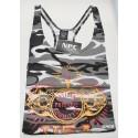 Camiseta Tirantes NPC Militar Camo.