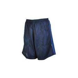 Pantalon Corto Npc Azul.