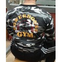 Camiseta Manga Larga  Powerhouse Gym Camo.