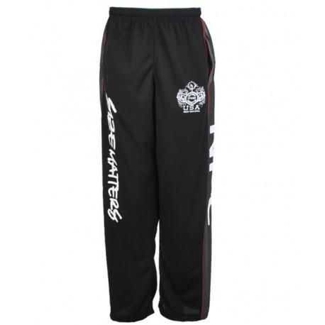 Pantalon Micro/Polyester Npc Negro