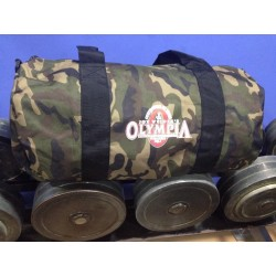 Bolsa Sta Monica Gym Militar Bordada.