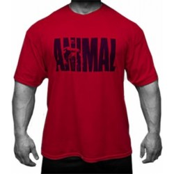 Camiseta Animal Amarilla.