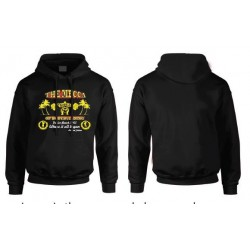 Sudadera  The Mecca Of Bodybuilding 1965  Limited  Negra.