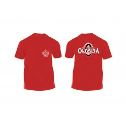 Camiseta Npc   edicion limitada Olympia Roja.