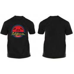 Camiseta The Mecca Of Bodybuilding  California  Limited Carbon.