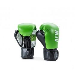 Guante Boxeo AFW 8 OZ Verde.