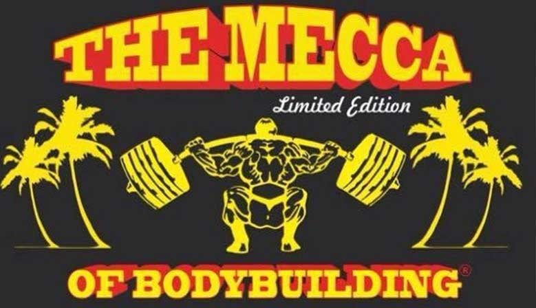 THE MECCA OF BODYBUILDING